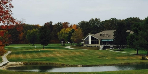 The Timber Ridge Golf Course