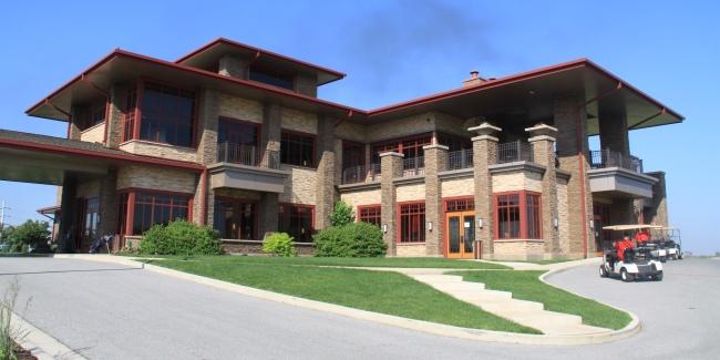 Lost Marsh Club House