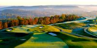 Fall Golf in French Lick Combines Pete Dye, Donald Ross, and Spectacular Color Views