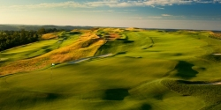 The Pete Dye Golf Course at French Lick