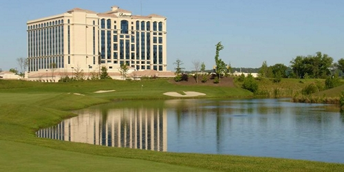 Belterra Golf Club Indiana golf packages