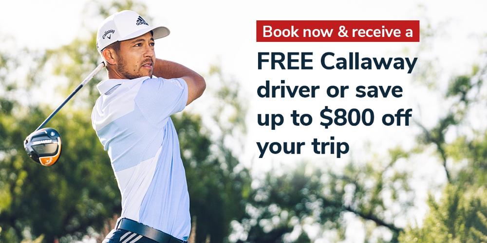 BIG Golf Trip Giveaway